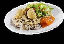 Leco Convenience Food sous vide boller i karry