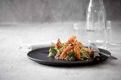 Pulled Pork Salat