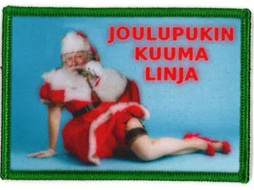 Joulupukin Kuumalinja