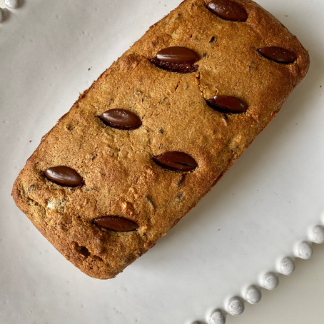 Moelleux chocolat banane sans beurre ni gluten