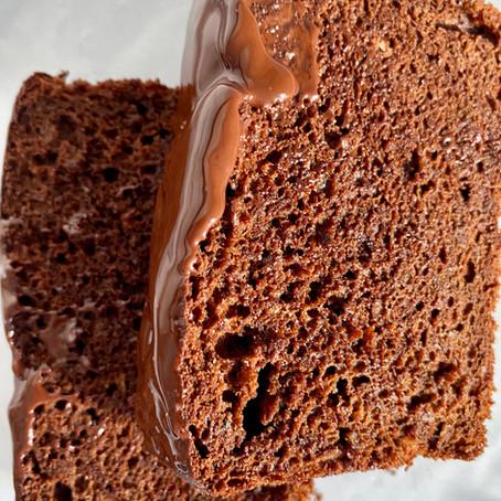 Moelleux au chocolat sans beurre et sans gluten
