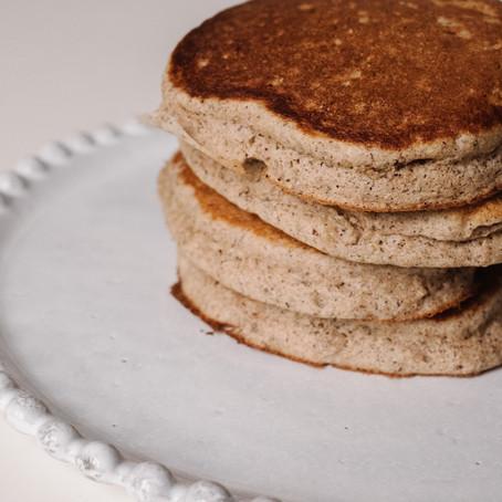 Pancakes Gluten & Dairy Free