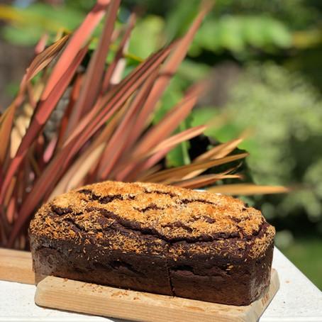 Gâteau moelleux à la patate douce