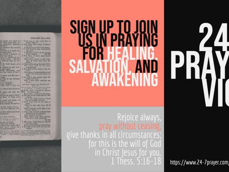 URGENT PRAYER NEED