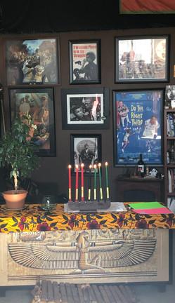 Exploratory Kwanzaa Table 2018-19