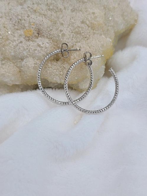 Frederic Duclos Hoop Earrings