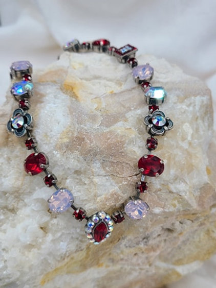 Mariana Swarovski Crystal Necklace
