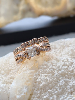 Another custom ring made by WyoBranded