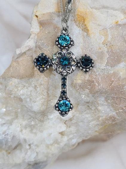 Mariana Swarovski Crystal Cross