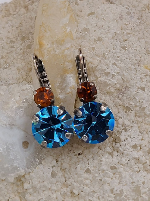 Mariana Swarovski Crystal Earrings