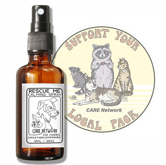 'Rescue Me' Calming Spray