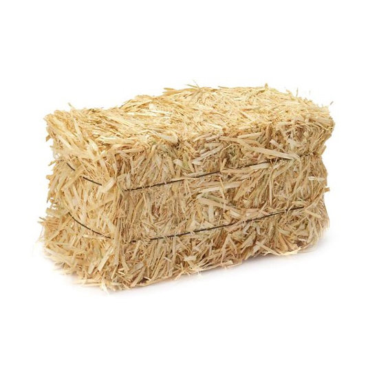 Shelter Donation: Bale of Straw