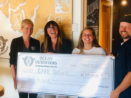 $30K Donation to Keep ALL the Animals Safe