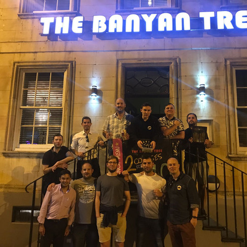 The Banyan Tree - a real grower