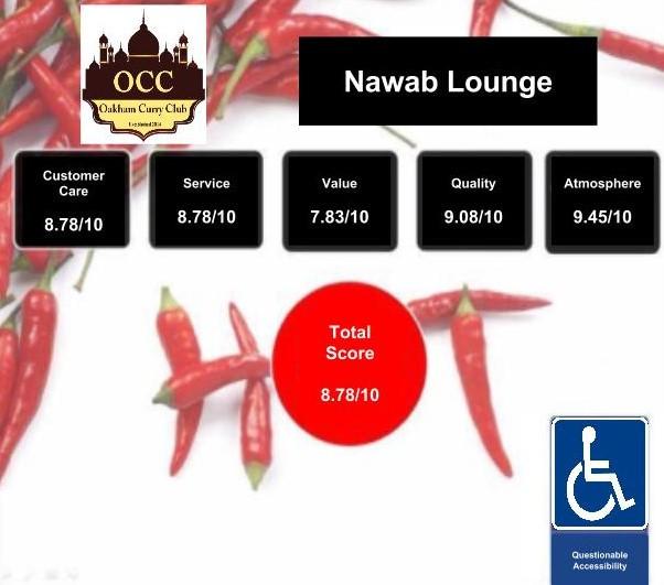 Nawab's what I call a curry!