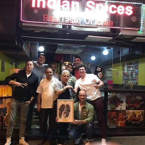 Bravo, my dear Indian Spices
