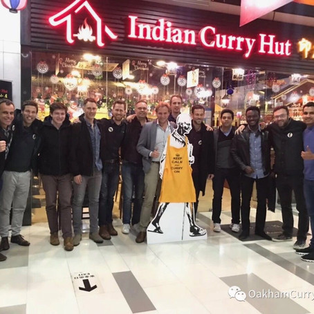 A fond Gubei or an Indian Curry Hut to forget?