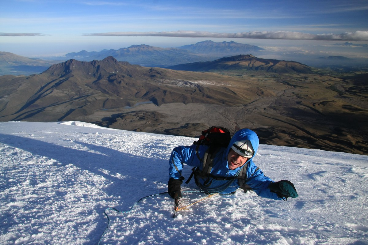 Trekking & Climbing
