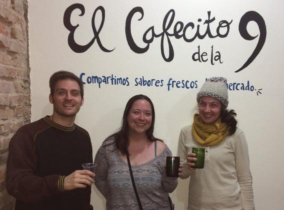 El Cafecito de la 9 Cuenca Amigos