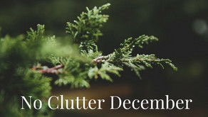 No Clutter December