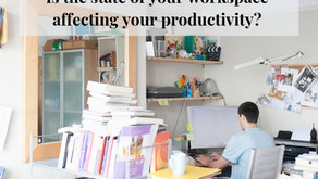 5 Strategies To Reduce Office Clutter And Increase Productivity
