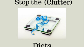 Why (Clutter) Diets Don't Work