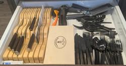 Kitchen drawer before