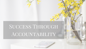 Success Through Accountability