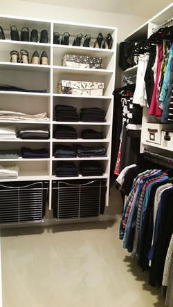 Closet after Y