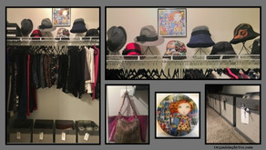Closet Organization That's Fun and Functional