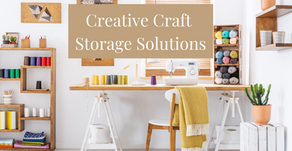 Creative Craft Storage Solutions
