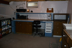 organized basement