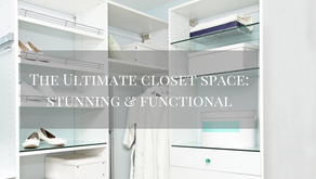 The Ultimate Closet Space: Stunning and Functional
