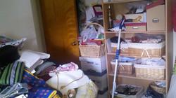 messy den
