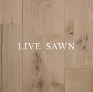 Live Sawn Oak Hardwood Flooring Specifications