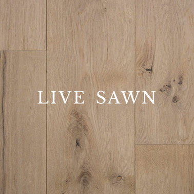 Live Sawn Oak Hardwood Flooring Specifications