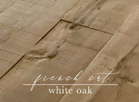 Natural Face French Cut Wide Plank Flooring