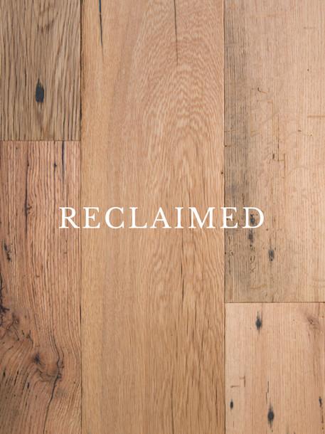 Reclaimed Oak Hardwood