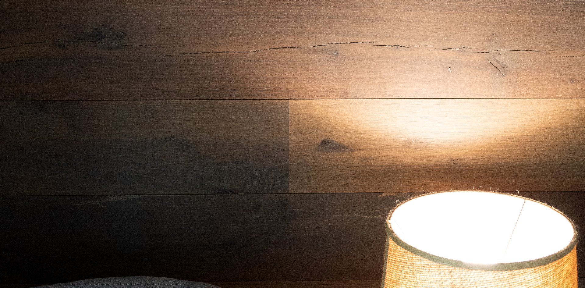 Texas Post Oak Hardwood Wall Cladding