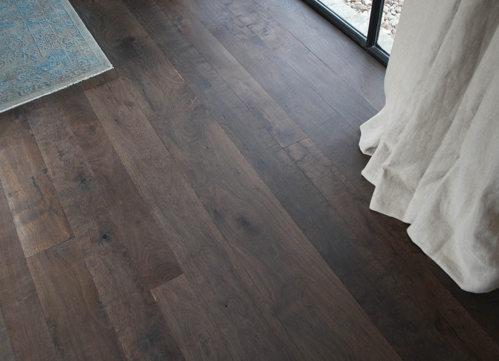 Texas Post Oak Hardwood Flooring
