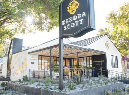 HANDCRAFTED WIDE PLANK FLOORS & KENDRA SCOTT PROJECT