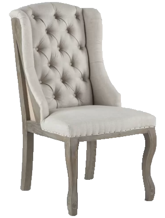 linen-dining-chairs-tufted