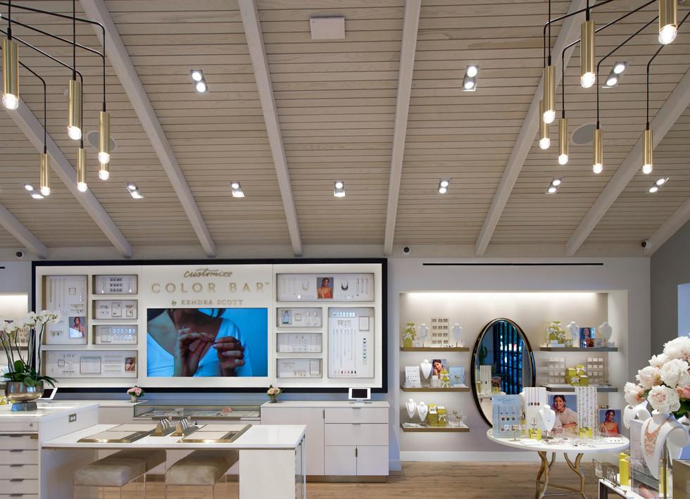 Natural Face Texas Post Oak Hardwood Flooring and Shiplap Ceiling Material