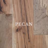 Southern Pecan Hardwood Flooring Specifications
