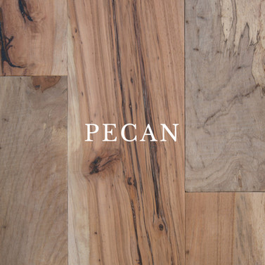 Southern Pecan Hardwood Flooring Specifications