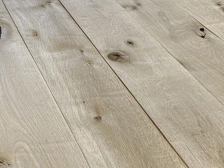 The Top Hardwood Floor Trends of 2021