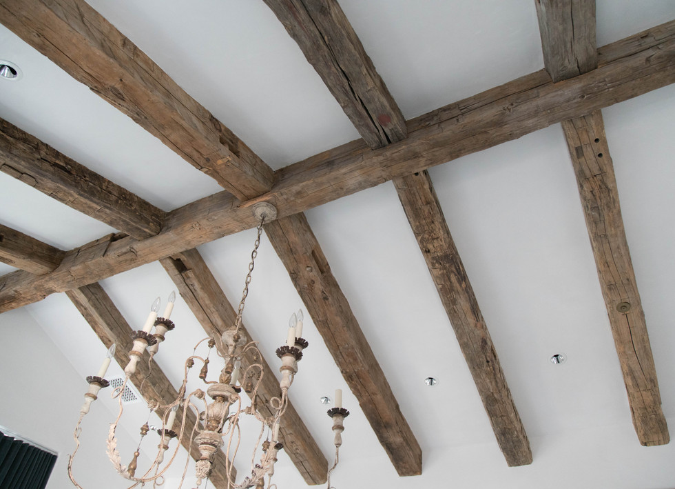 Reclaimed Timbers and Beams