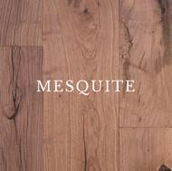 Texas Mesquite Hardwood Flooring Specifications