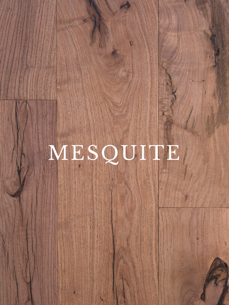 Texas Mesquite Hardwood