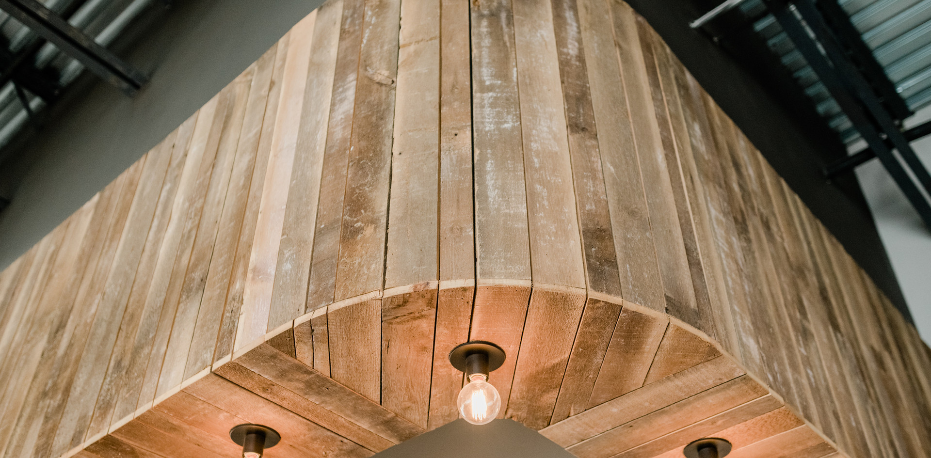 Texas Post Oak Hardwood Wall Cladding Stella Southern Cafe